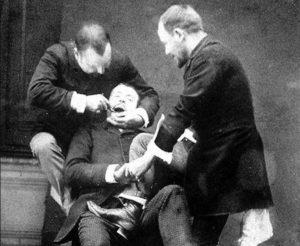 odontologija senovėje