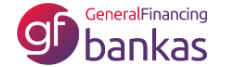 GENERAL FINANCING BANKAS